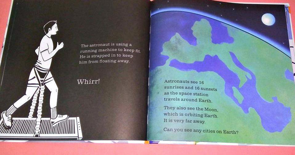 Best Usborne Space Books