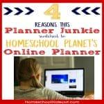 Online Homeschool Planner that WORKS!