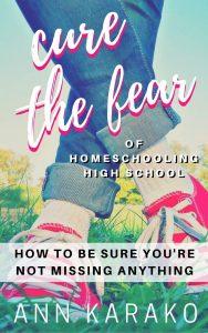 Cure the Fear of High School by Ann Karako