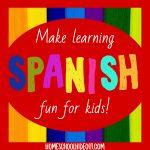 Enjoyable Online Spanish for Kids