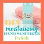 DIY Moisturizing Hand Sanitizer Recipe