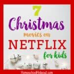 Christmas Movies for Kids on Netflix