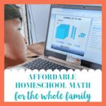 Homeschool Math On A Budget