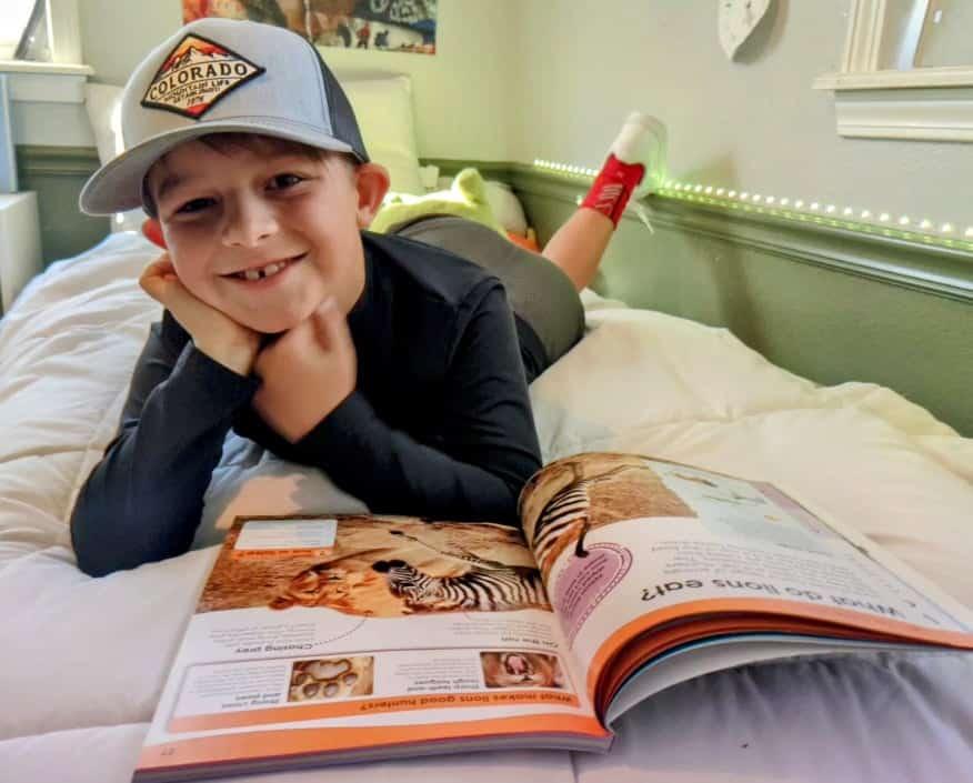 BookShark Virtual homeschool curriculum is more than expected!