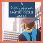 Benefits of Online Master's Degree Programs